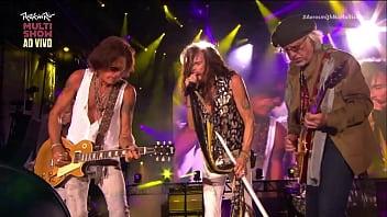 Aerosmith rock in rio 2017