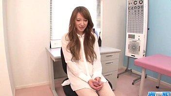 Mai Shirosaki Amazes With Her Creamy Asian Pussy