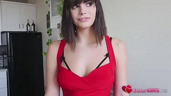 Tied Up Fuck and Cum Sister   SisterCums.com
