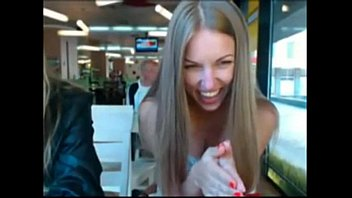Two Girls Taking Off Their Clothes In Public Cafe Fapturbo.name