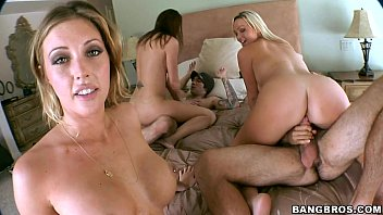 Abbey pornstar - Pornstars pick up random guys to fuck