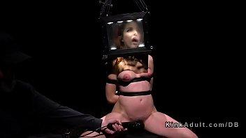 Big ass slave pussy toyed in bondage 2017-11-18-005long-1