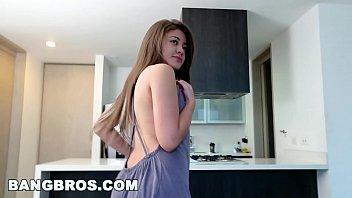 BANGBROS - Colombian Newbie Sara Bolivar Gets Slammed Again (cff15719) porno izle