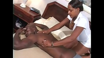 Paris gangbang - Hot ebony cutie ms.paris enjoys her wet pussy penetrated deep by a huge black pole
