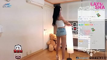 Go Eun [LAYSHA] Live Cam Korean Dance Sexy Goddess 2 by [Fancam Hot].MKV