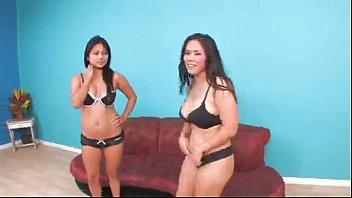 Jessica Bangkok & Lana Violett Lesbian - Full Scene