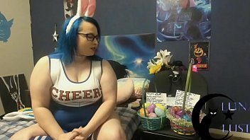 Streaming Video Easter 2019 Special with Lunalustxxx - XLXX.video
