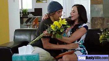 (ariella ferrera) Hot Wife With Round Bigtits Enjoy Sex clip-04