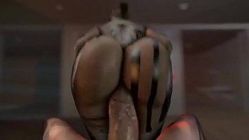 Fear effect nude Jack mass effect