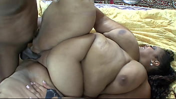 SUPER FAT Ebony SSBBW BBW BBC