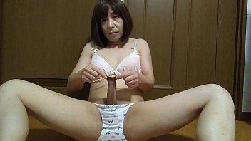 Yurika Crossdresser Masturbation