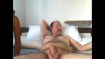 my wife and me in a threesome part 2
