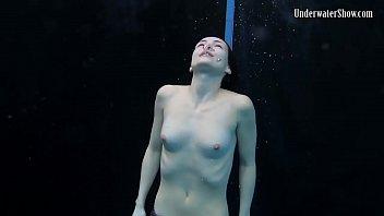 Adriana underwater erotics