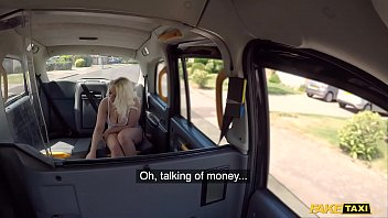 Fake Taxi British Blonde Candy Banks Is So Flexible