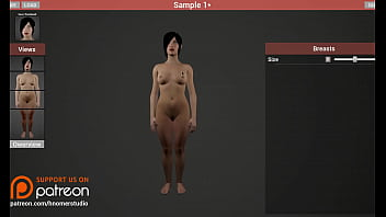 Costumes and adult Super deepthroat 2 adult game on unreal engine 4 - costumization - wip