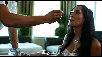 Passion-HD - Teens Chloe Amour and Kacy Lane have sexy threesome 11 min