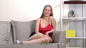 Lisa Tutoha big titted Russian virgin 7 min