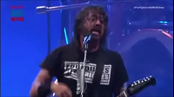 Foo Fighters rock in rio 2019