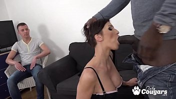 Gabrielle Gucci Makes Her Hubby Eat Another Mans Anal Creampie - Cuckold
