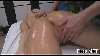 Massage porn tube video