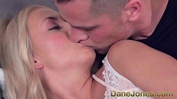 DaneJones Cute cock sucking blonde groans for hot passionate fuck
