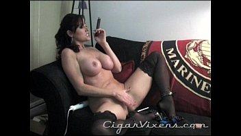 Christina Carter, Cigar Vixens, Full Video