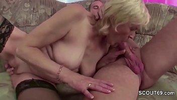 67yr old Granny Seduce to Fuck by Step Grandson after School Vorschaubild