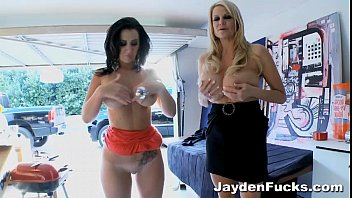 Jayden Jaymes Behind The Scenes