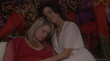 Lesbian eating milf - Heather starlet and india summer have a lesbian affair