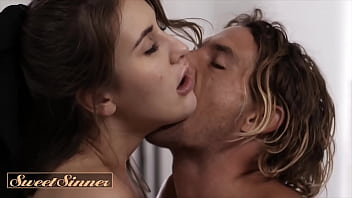 (Paige Owens) Bursts Into Her Stepbros Tyler Nixon Bedroom They Indulge In Intense Sex - Sweet Sinner