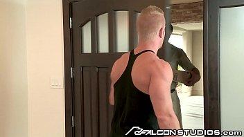 Suck my hard gay cock - Falconstudios c u got my package, but i want ur big package daddy