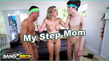 Wet dream video - Bangbros - milf stepmom cory chase turns wet dreams into reality