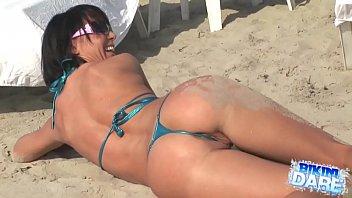 Nightclub bikini contests