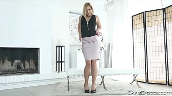 Lindsay lohans boobs - Czech beauty tracy lindsay masturbates in high heels