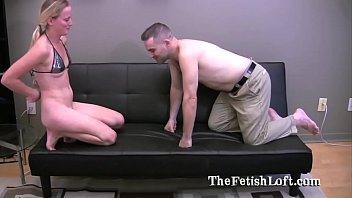 Foot Fetish Slave Worships Jewles West Feet
