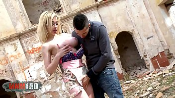 Chessie Kay and Kevin White hard sex in abandonned church
