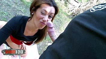 Hot latina MILF Peeing on cock and outdoor hardcore fucking