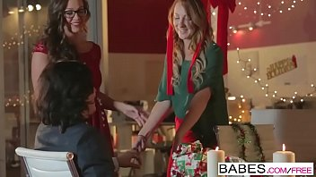 Babes - Office Obsession - Abigail Mac and Ryan McLane - Her Own Personal Christmas Miracle 8 min