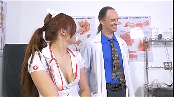 Hot Nurse Forced To Squirt