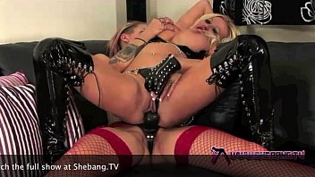 Thorn and bondage drawings - Shebang.tv - michelle thorne angel long home hardcore show