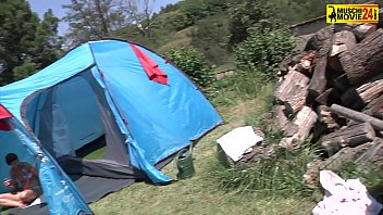 Camping party hardcore 1