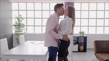 FOR WOMEN Fucking my boss Alberto Blanco in his office Huge anal cock 4K COCK ADDICTION by PORNBCN  FULL > 11