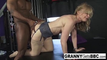 Sexy Grannies get Big Black Cocks