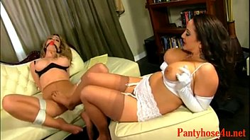 Pantyhose Domination Big Tits Porn Video 70-Pantyhose4u.net