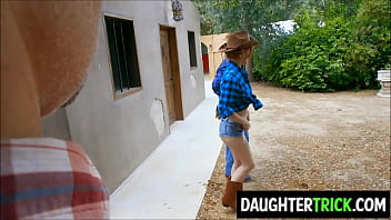 Country Dads swap Daughters for a change Preview