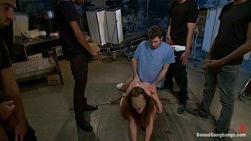 seda gets trapp ed punished and brutalized  brutalized