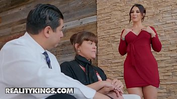 Sneaky Sex - (Quinton James, Ivy Lebelle) - What Are You Thankful For - Reality Kings 10 min