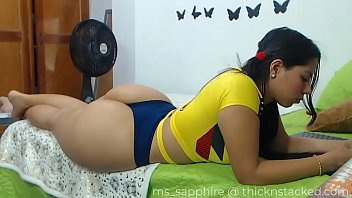 Thick Booty Colombian Teen 63分钟