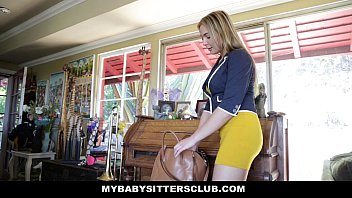 MyBabySittersClub - Hot Baby Sitter Craves Big Cocks