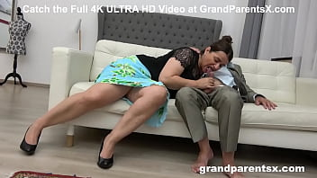 Old Perv Having Fun with the Help 10 min
